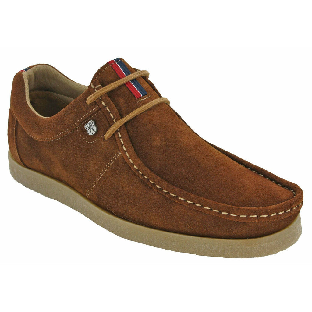 Lambretta Wallabee Shoes-ShoeShoeBeDo