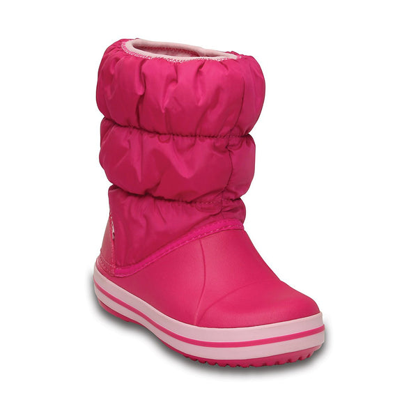 Crocs Kids Winter Puff Boots