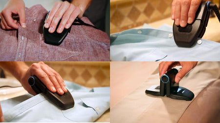 The World's Smallest and Lightest Iron