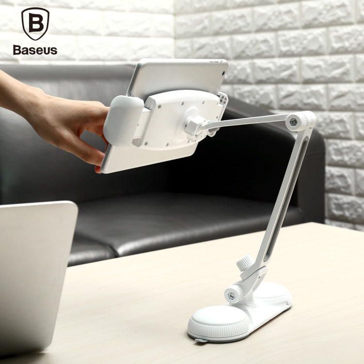 Baseus Mobile Phone Tablet PC Holder Stand 5.5-15 Inch Adjustable For iPad Mini Air 2 3 4 Tablet PC Desktop Bracket Holder