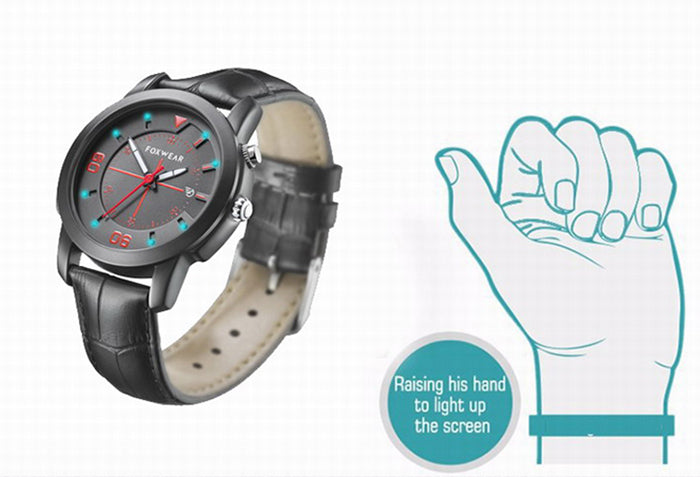 New FOXWEAR Y22 Smart Watch IP67 Waterproof Bluetooth SmartWatch Pedometer SMS Reminder Wristband APP Download For Android IOS