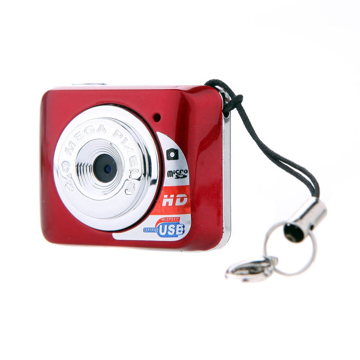 Ultra Mini HD Digital Camera - Gadget World