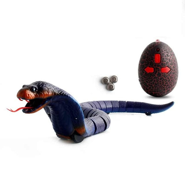 RC Snake Terrifying Toy - Gadget World