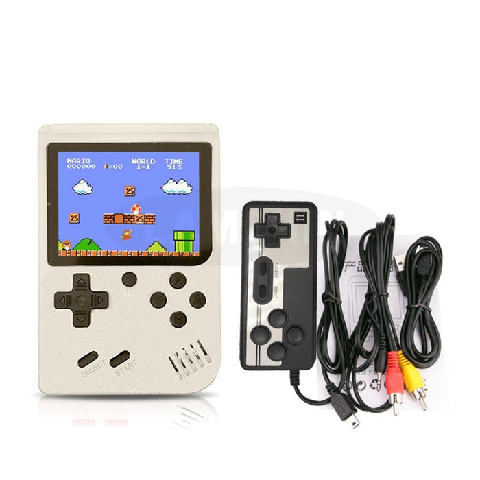 Retro Video Game Console with Builtin 500 Games - Gadget World