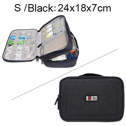Gadget Organizer Case - Gadget World