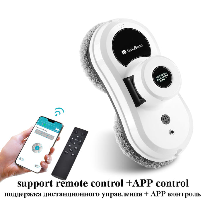 Window Cleaning Robot Remote Control Glass Cleaner - Gadget World