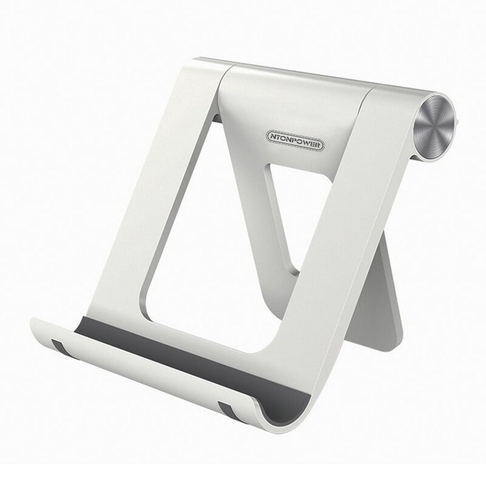 Phone Holder Stand with Non-Slip Pad 360 Degree Adjustment - Gadget World