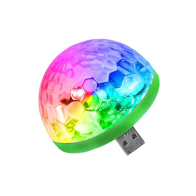 Party With This Fun Mini RGB LED Ball - Gadget World