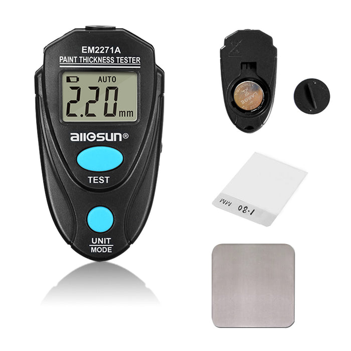 Mini Digital Painting Thickness Gauge - Gadget World
