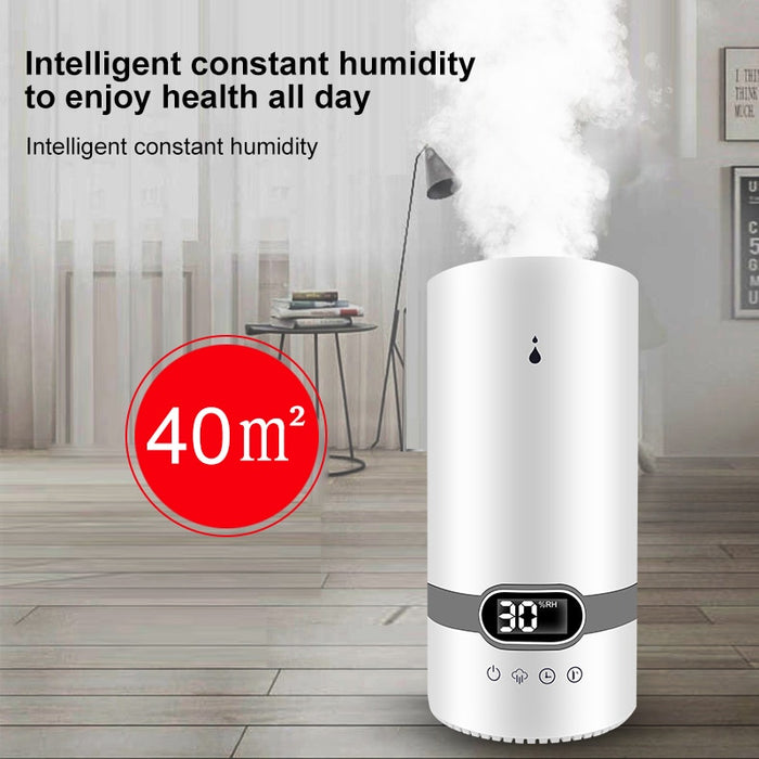 Smart Humidifier Essential Oil Aroma Diffuser With Remote Control - Gadget World