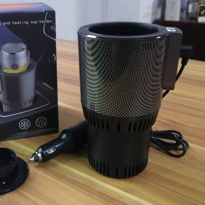 2-In-1 Car Smart Mug Heating and Cooling - Gadget World
