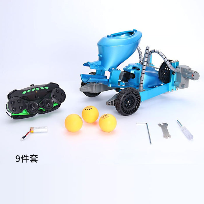Newest Ping Pong Fight Battle Machine RC Robot With Controller - Gadget World