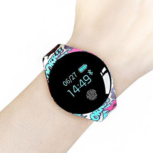 Stylish Touch Screen Unisex Smartwatch - Gadget World