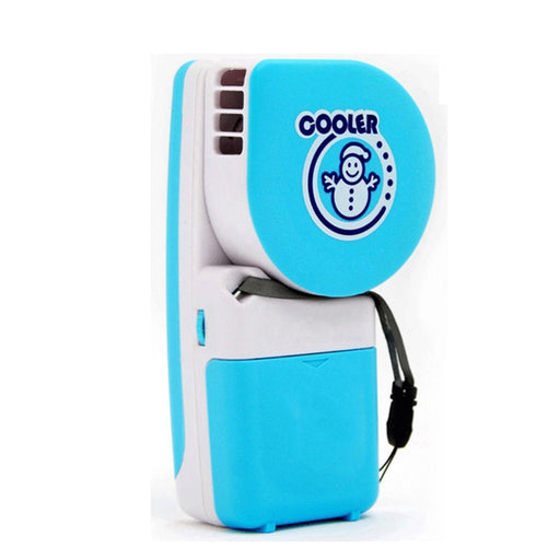 Creative Portable Small Water Cooling Spray Mist Fan - Gadget World