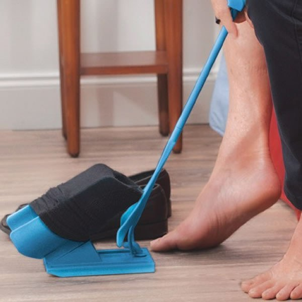 Easy On Easy Off Sock Aid Helper - Gadget World
