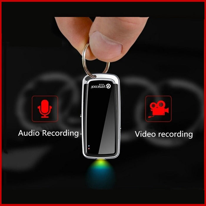 HD Digital Micro Camera Voice Video Recorder Supports TF Card - Gadget World