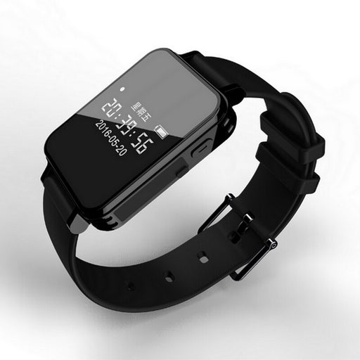 Digital Voice Activated Audio Recorder Smartwatch - Gadget World