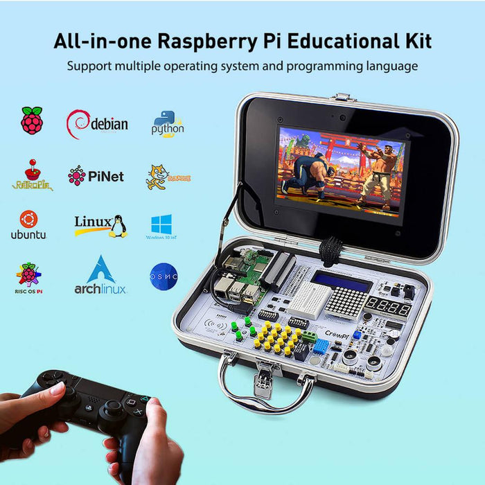 Advanced Kit ALL-IN-ONE Children Computer Learning Kit - Gadget World