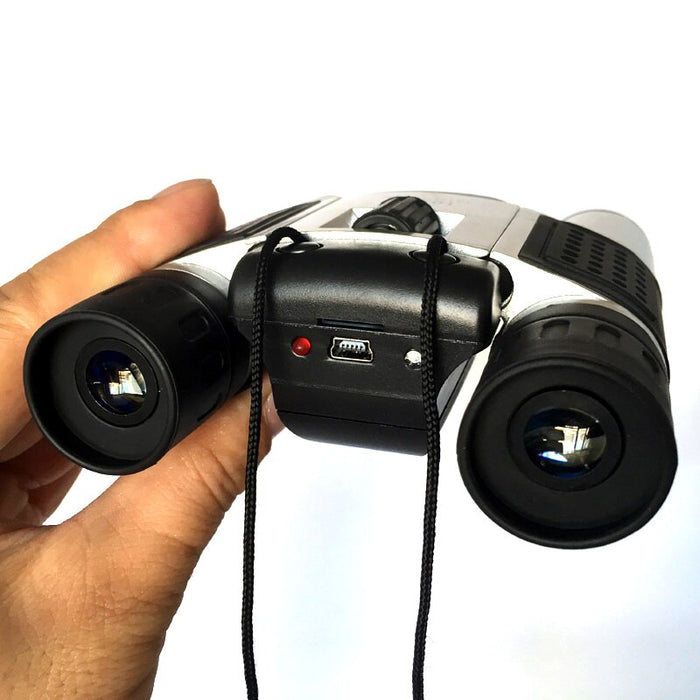 Digital Mini Camera Binoculars Telescope - Gadget World