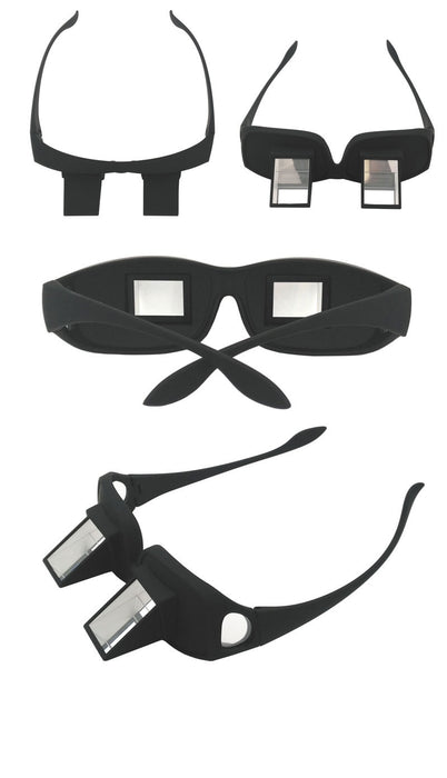 Horizontal Prism Angled Reading Glasses - Gadget World