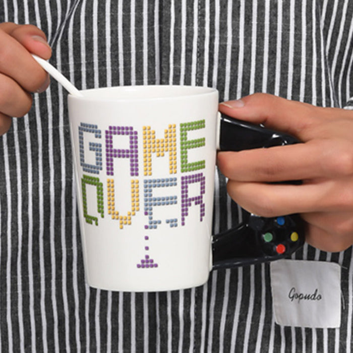Game Over Coffee Mug - Gadget World