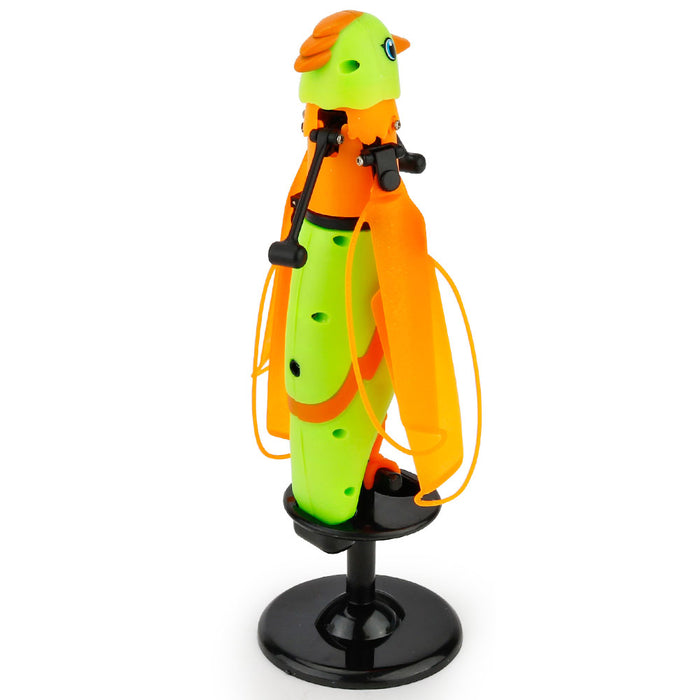 Flying Parrot Sacow LED Induction Birdie Helicopter - Gadget World
