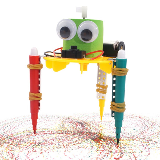 Early Learning DIY Doodle Robot - Gadget World