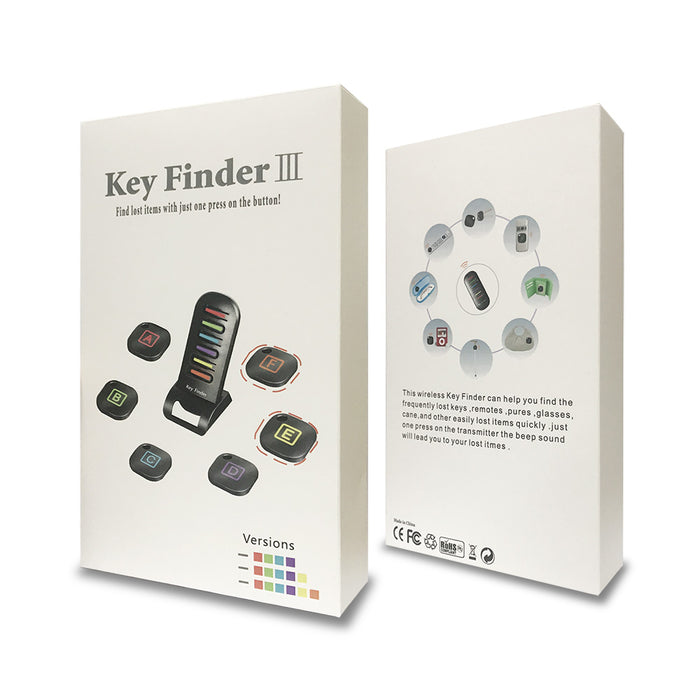 Advanced Wireless Key Finder Pet Tracker Phone Wallets Anti-Lost - Gadget World