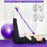 Indoor Fitness Resistance Bands Exercise - Gadget World
