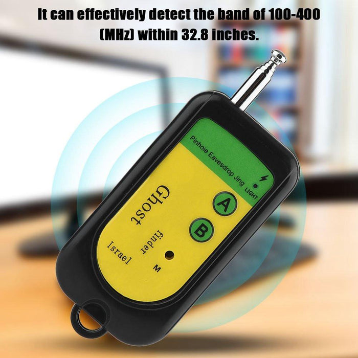 Anti Spy Detector Camera Finder - Gadget World