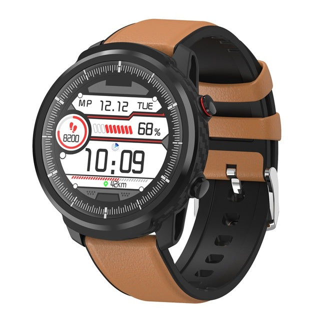 S10 Carbon Fiber Multi-Sports Smartwatch - Gadget World