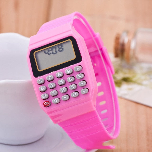 Multi-Purpose Calculator Watch - Gadget World