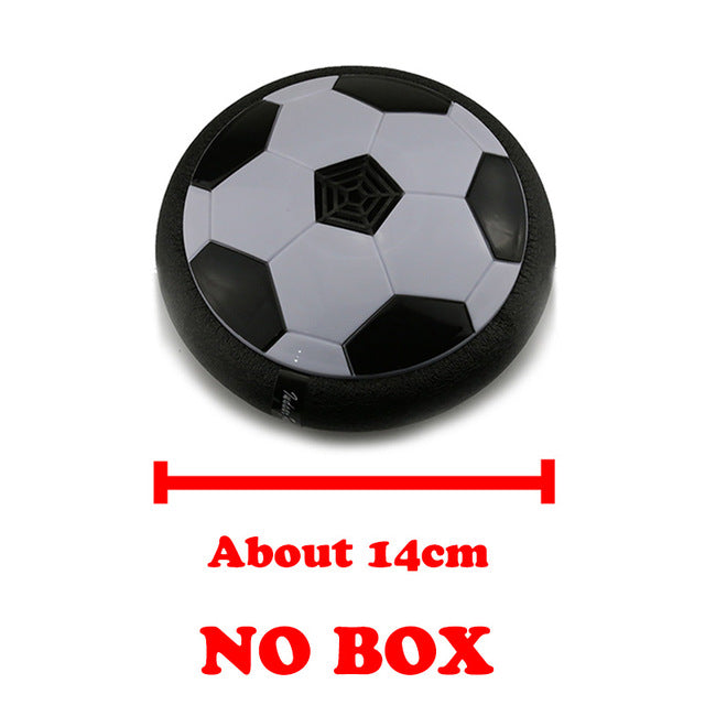 Multi-Surface Hovering Gliding Football Toy