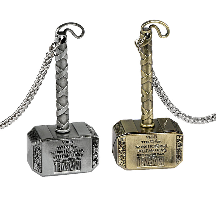 Thor Hammer Car Pendant Hanging Raytheon Hammer - Gadget World
