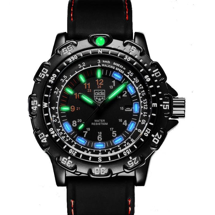 The Strongest Luminous Watch for Gadget Lovers - Gadget World