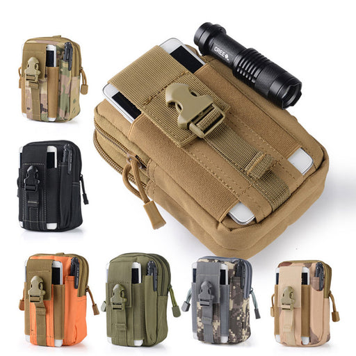 Multifunction Mobile Waist Bag - Gadget World