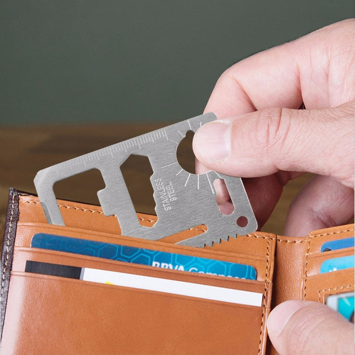 11-In-1 Multifunctional Pocket Credit Card