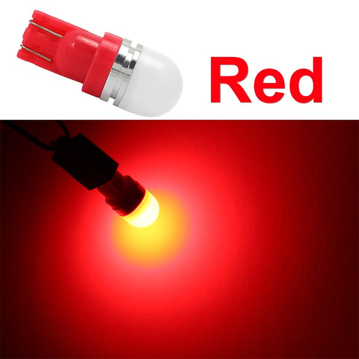 Car Parking Side Signal Light License Plate Bulb Set of 2 - Gadget World
