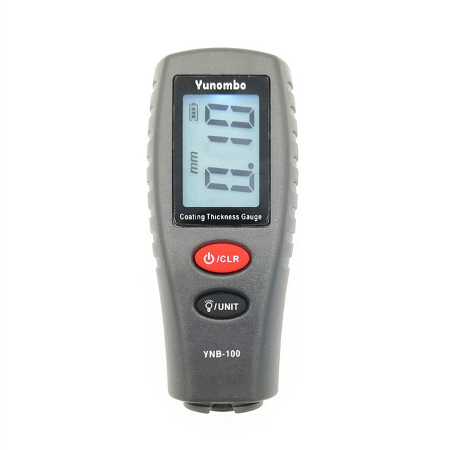 Mini Digital Car Paint Thickness Tester Gauge - Gadget World