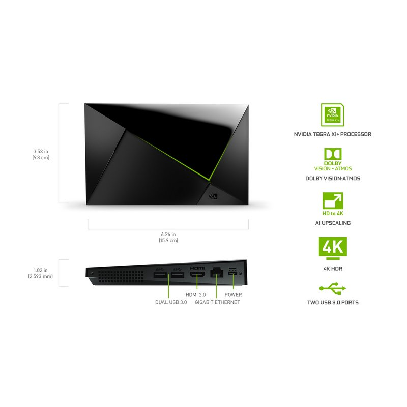 NVIDIA Shield TV Pro 2019