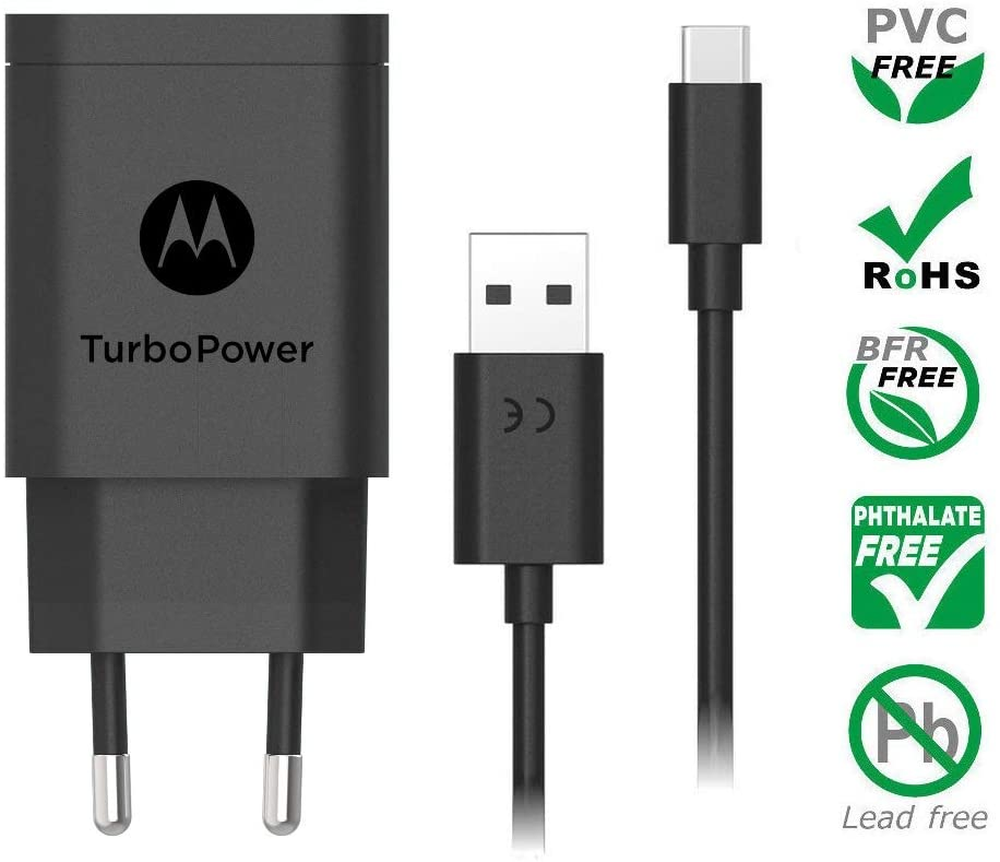 Cargador de pared Motorola TurboPower 18W