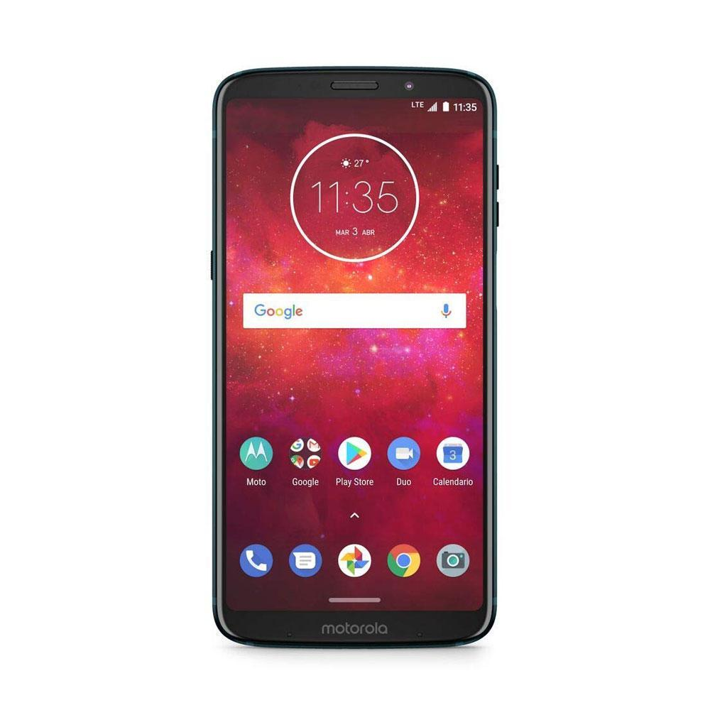 Power Planet Smartphone Nuevo / Azul Índigo / 4/64GB Motorola Moto Z3 Play