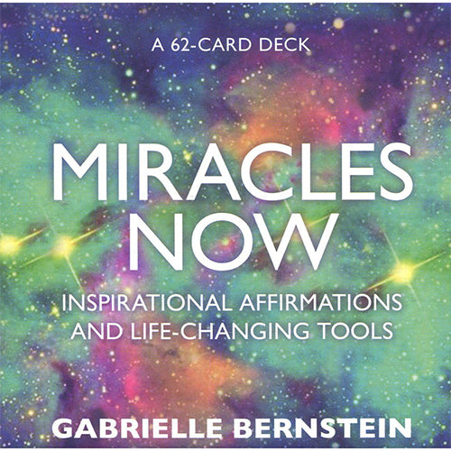 Miracle Now Oracle Cards