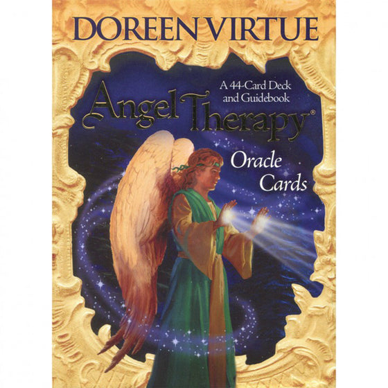 Angel Therapy - Oracle Cards-Holistic-Live in the Light