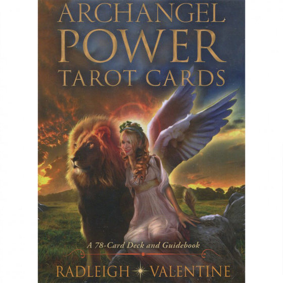 Archangel Power - Tarot cards-Holistic-Live in the Light