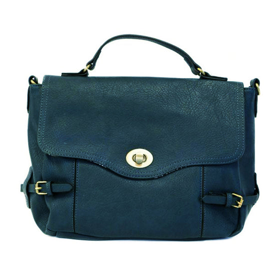 Abigail Satchel - Dark Teal