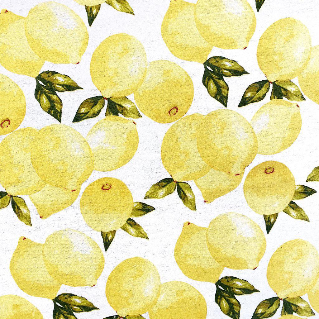 UNpaper Towels x 6 - Vintage Lemons by Marley's Monsters