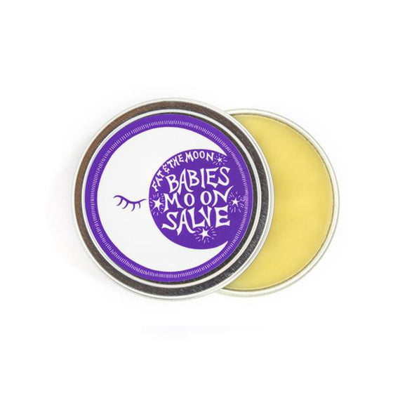 Babies Moon Salve 2oz - Fat & The Moon