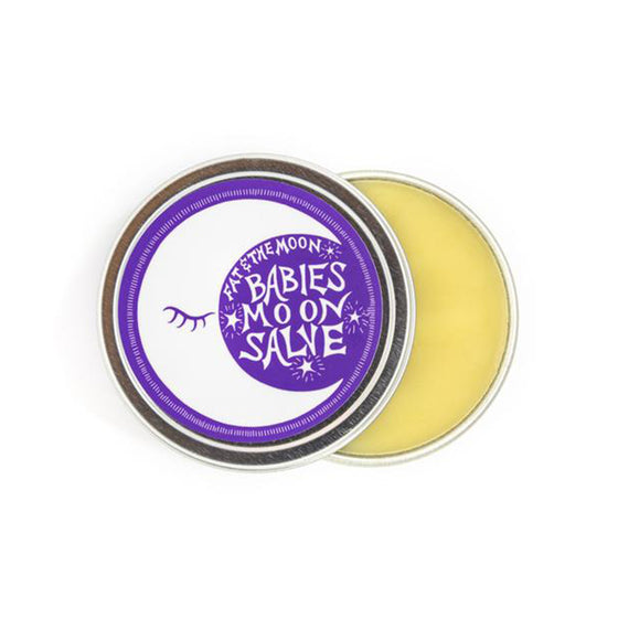 Babies Moon Salve 2oz - Fat & The Moon-Fat & The Moon-Live in the Light