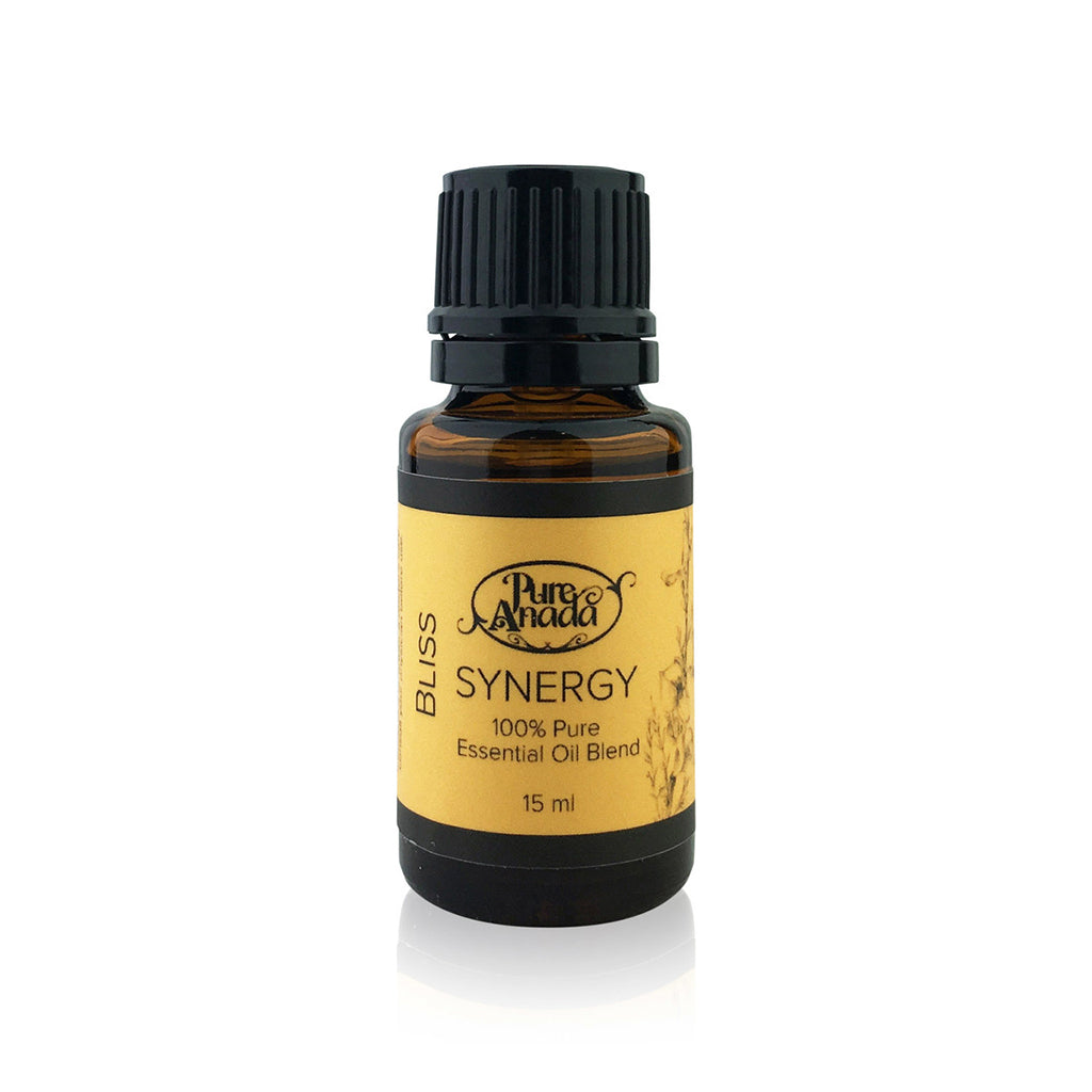 Essential Oil - BLISS - Fresh Citrus Synergy 15ml-PureAnada-Live in the Light